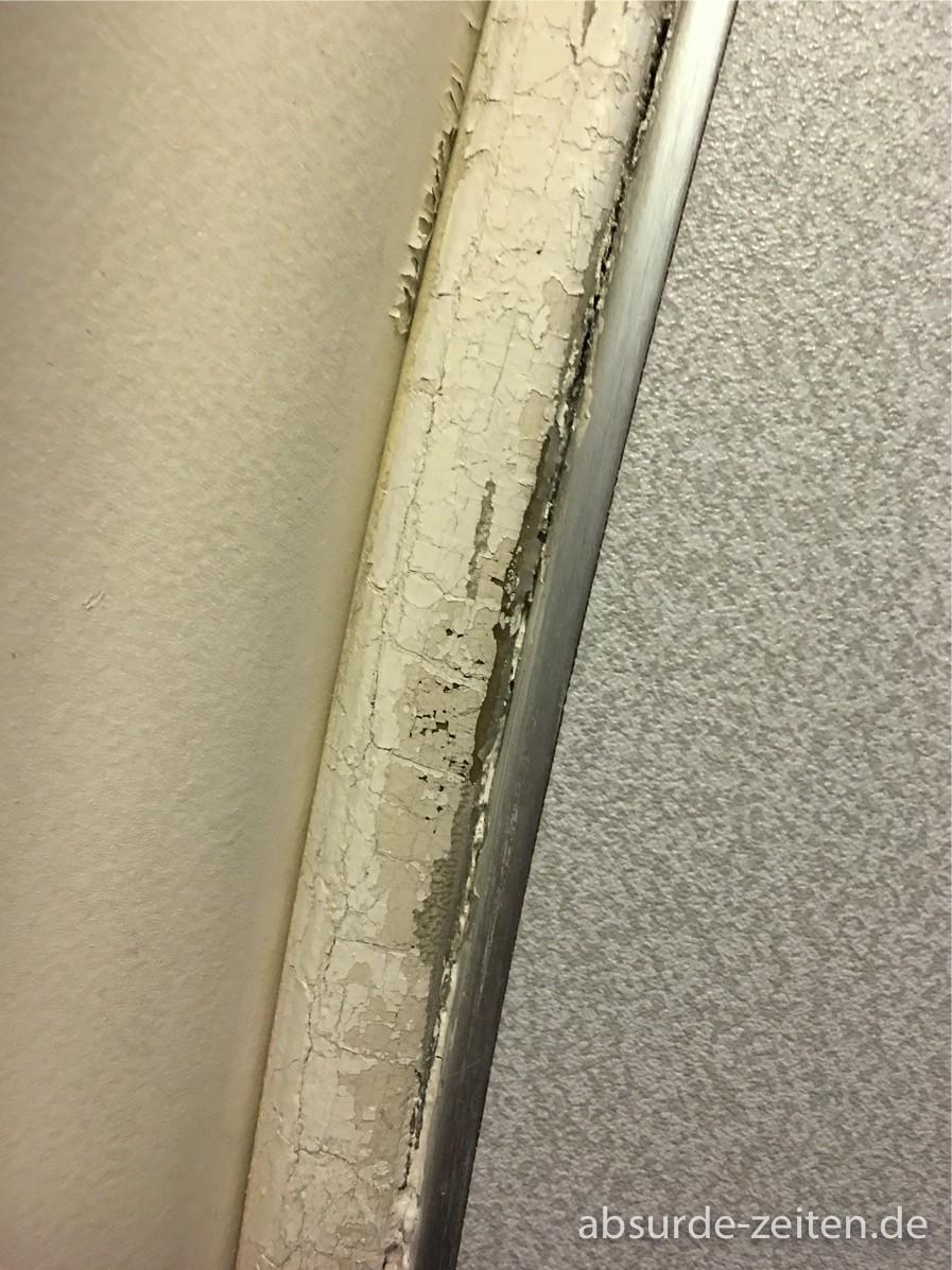 Impressionen aus dem Sunexpress Boeing 737 800 Innenraum