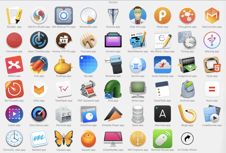 setapp abo alternative zum app store auf dem mac absurde zeiten. Black Bedroom Furniture Sets. Home Design Ideas