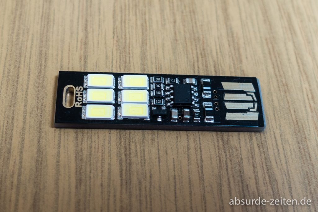 LED-USB-Stick mit 6 LEDs